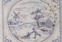 cross stitching / NO machine / all crosstitch