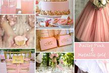 Wedding colours / weddings