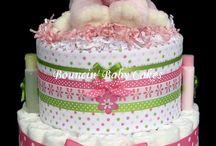 Cake diaper