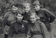 Soviet Female Pilots