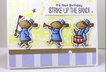 Stamp Cards mft and ...