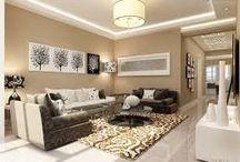 Complete Living Room / Complete Living Room