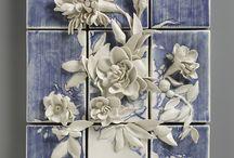 Clay tiles