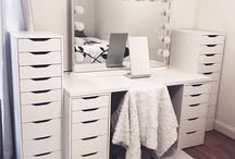 home-makeup room