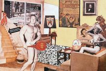 Richard Hamilton British Artist / Pop artist