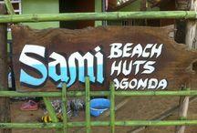 Favorite Places & Spaces / Goa, Agonda