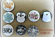 MY BADGES/MES BADGES