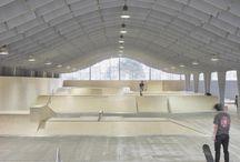 SkatePark / SkateBoarding