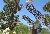 Sculpture and Garden Art Exhibitions Mica Grange Central Victoria / Mica Grange opens each Spring and Autumn exhibiting the works of leading Sculptors from around Australia. http://www.micagrange.com/latest-news/