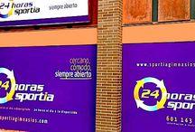Instalaciones Sportia Gimnasios / Nuestros #gimnasios, siempre cerca de ti: Sportia Vitoria 103, Sportia Pilates y Sportia Cordón 5.