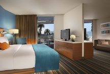 Our Hotel / Images of our new hotel on Ocean Avenue in Santa Monica -- Opened October 7, 2011