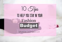 Money Saving Tips / Tips for saving money and staying on budget.