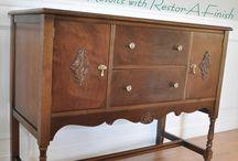 antique sewing machine restoration