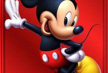 Disney, Mickey, Mimi