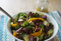 Salads / Fresh salad recipes for any meal of the day.