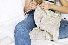WEEKEND MAKES - Mollie Makes Takeover! / MONDAY. Blah. Get ready for next weekend with our special guests, maker mag Mollie Makes. They'll be pinning weekend craft ideas to keep your mitts busy come Saturday. www.woolandthegang.com / by Wool and the Gang