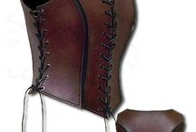 bőr páncélok leather armor