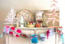 christmas / by Kelsie Rae Design