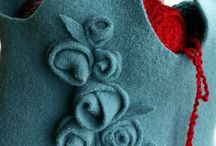 Felt Wool and Needle work crafts / by Barb Livingston