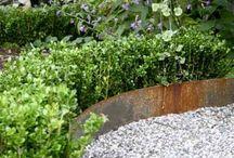 Uteplats/trädgård