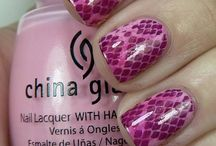Nail art and beauty / by Amy Cohen