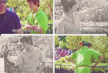 peter pan and the others