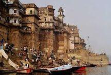 Le Rajasthan et la rivière Gange