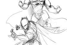 Drawing Character