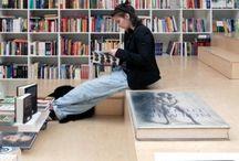 Bookshop & Libraries - Bibliotecas e Livrarias / #biblioteca #Bookshop #Libraries