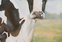 Paintings/Inspiration / by Krystal Constien