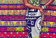 African prints / Design of Africa