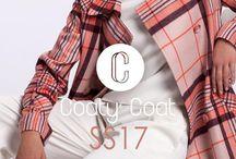 Coaty Coat Spring/ Summer 2017
