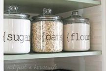 Organising stuff...