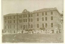 Tennessee Colleges / You can also visit http://collegehistorygarden.blogspot.com/ for more information.