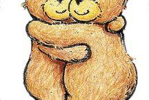 Linen bear