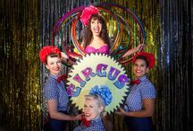 Circus / A board to celebrate our amazing 2014 theme. Fancy dress tips, inspiration, fun activities; everything to get you excited for Camp Bestival 2014.