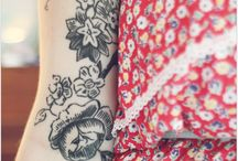 Cool tattoos that I'll probably never get / by Amanda Martin