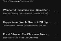 Music / #music #spotify #christmas