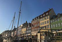 Laid-back Copenhagen