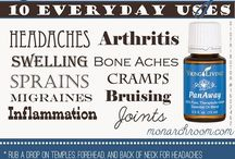 "The "" Oils "" Have it !!! / Using Essential Oils to help make your everyday life better"