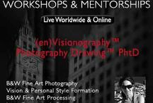 Workshops - Black and White Fine Art