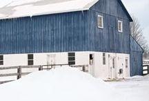 I Love Old Barns & Silos / by Diane Semplowski Kozak