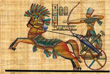 PHARAOH RAMESES II OF EGYPT - Pharaoh in The Holy QUR'AN / The story of Moses,  Aaron and Pharaoh in The Holy QUR'AN