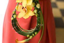fiower arranging / flowers