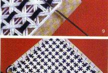 tejiendo con telar