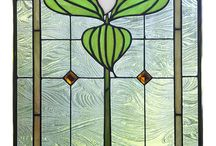 Stained glass / by Jennifer Kroschel
