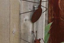 hormigas en hierro