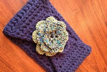 HeadbandsByKelley / All my handknit and crochet headbands available to purchase on Etsy / by Kelley Leisz