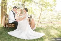 Style Me Pretty ~ Orchard Glam / Style Me Pretty featured our styled shoot at Hickory Hill Orchards