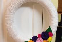 I am sorta crafty :-) / by Mary Kelley